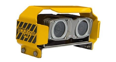 Trukin turvallinen käyttö: Blaxtair-takakamera